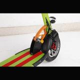 中国2の車輪のFoldable大人のサーフの蹴りのスクーターの電気スクーター