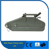 1.6t Construction Usage Aluminum Wire Rope Pulling Winch