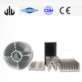 Aluminium 6060 produits de usinage d'aluminium de précision de commande numérique par ordinateur d'extrusion d'alliage