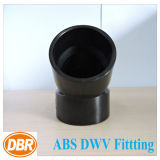 ABS Dwv di formato di 4 pollici che misura 1/8 breve di curvatura