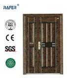 新しいデザイン母息子の鋼鉄ドア(RA-S143)