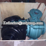 Qualität Slurry Pump Rubber Lined für The Ball Mill (25ZJR)