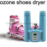 Aseptisant gaine de générateur de l'ozone et de dessiccateur/chaussure portatifs de chaussures