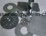 Rare Metal Plateのための300W FiberレーザーCutting Machine