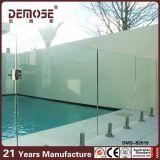 Temporäres Frameless Glaspool-Fechten (DMS-B2816)