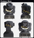Alto potere 60W LED Mini Moving Head Spot Stage Lighting