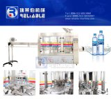 3 en 1 máquina de rellenar plástica del agua de botella de Monoblock
