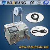 Máquina automática do enrolamento e da amarração com modalidade pequena
