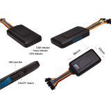 Sin Pantalla Tamaño de la pantalla del teléfono de la tarjeta SIM GSM GPRS GPS Rastreador
