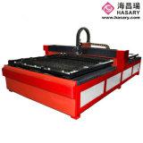 Tagliatrice di alluminio/d'ottone del laser della fibra del metallo (HLF-1000-3015)