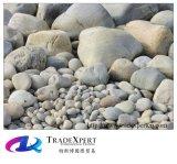 De natuurlijke Veelkleurige Steen van de Kiezelsteen & Cobble van de Rivier voor de Decoratie van de Tuin