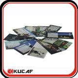 Impression faite sur commande de carte postale d'usine professionnelle d'OEM