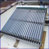 Système de chauffe-eau solaire intégré en acier inoxydable sans pression 2016