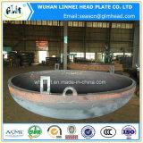 Protezione capa ellissoidale servita dell'estremità del tubo del metallo