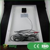 Solar monocristallino Panel 14W18V Mono Small Size Solar Panel con Alloy Frame