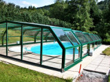 Sunroom de aluminio para el chalet, la piscina y la residencia