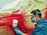L'automobile de dissimulation élevée de jet de pouvoir tournent la peinture 2k Clearcoat pour le véhicule