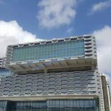 IP68 옥외 건물 표면 지구 메시 커튼 발광 다이오드 표시