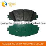 トヨタ(04465-02220)のための自動Ceramic Brake Pads