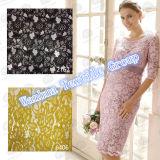 Merletto elastico del Crochet di ultimo disegno 2016 per il merletto del vestito