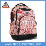 Backpack студента цифров мешка школы детей ткани сатинировки многофункциональный