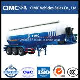 Cimc 말레이지아를 위한 3 차축 50ton 시멘트 Bulker