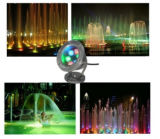 DC12V DC24V Underwater LED Light, 6 Watt Available in Green, in Blue e in White Light