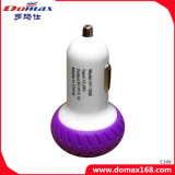 Caricatore dell'automobile di corsa del USB degli accessori due del telefono mobile multi
