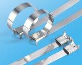 L schreiben Edelstahl-Kabelbinder