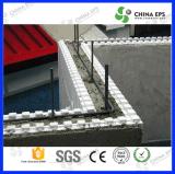 Le mur extensible de mousse de styrol de feuille d'isolation du polystyrène ENV couvre de tuiles la décoration