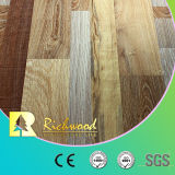 비닐 12.3mm E1 HDF Mirror Beech Wood Laminated Flooring