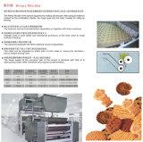 Macchine di vendita calde di fabbricazione di biscotti di prezzi bassi, macchina del biscotto, macchina bollente con l'alta qualità
