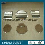 Het afgeschuinde Rand Verwerkte Glas van de Spiegel voor de Spiegel van de Badkamers
