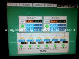 Électro machine de galvanisation de fil d'acier avec le certificat de la CE