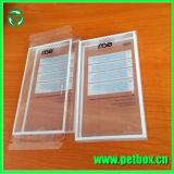 Коробка пластичный упаковывать складывая в случай сотового телефона