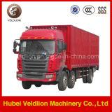 Dongfeng de Vrachtwagen van de Doos van de Lading van 10 Ton