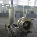 PE 200-300kg/H PP рециркулируя машину Pelletizing с Aggromerator