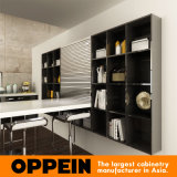Современные Черный Лес Лак Кухонная мебель (OP15-L15)