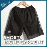 Inone 039 Mens nada Shorts ocasionais da placa das calças curtas
