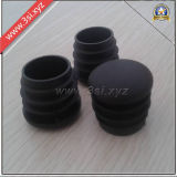 Kundenspezifisches Plastic Round Threaded Tube Inserts und Furniture Accessory (YZF-H204)