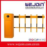 A barreira elevada do dever bloqueia o sistema do estacionamento do carro de PARA das portas da barreira do veículo