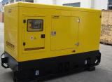 30kVA 24kw Cummins Dieselgenerator-Set-super leises Kabinendach Genset