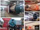 caldeira de vapor despedida LPG/CNG/LNG natural do gás de cidade do gás 1ton