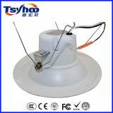 Umbau LED vertiefte Beleuchtung-Vorrichtung GU10 niedrige Decke installierte LED Downlight