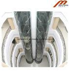 Круглый стеклянный селитебный панорамный подъем капсулы подъема лифта