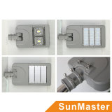 CER RoHS Approved Hot Sale DC/AC Input 96W LED Street Light Model Sld35A-96W