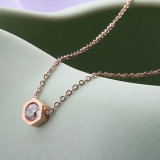 Привесное ожерелье ювелирных изделий нержавеющей стали способа