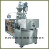 Levar in piedi in su Pouch Filling e Sealing Machine