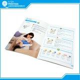 高品質の小冊子のデザインおよび印刷
