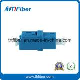LC/Upc de Simplex Optische Adapter van de Vezel Singelmode